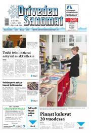 Oriveden Sanomat 18.03.2014