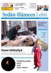 Sydän-Hämeen Lehti 19.03.2014