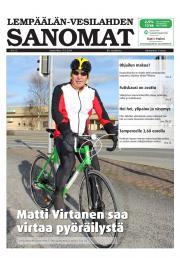 Lempäälän-Vesilahden Sanomat 19.03.2014