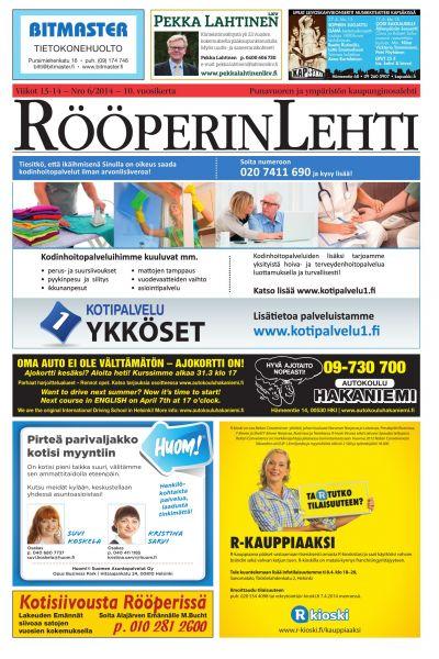 Katso kaikki avoimet työpaikat haulle siivous, kotityö ja pesulapalvelut, Pohjois-Karjala.