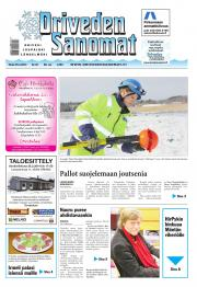 Oriveden Sanomat 25.03.2014