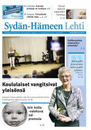 Sydän-Hämeen Lehti 26.03.2014