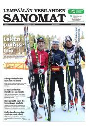Lempäälän-Vesilahden Sanomat 26.03.2014