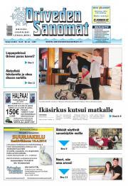 Oriveden Sanomat 03.04.2014