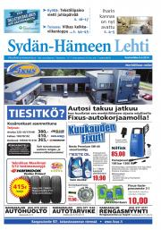 Sydän-Hämeen Lehti 09.04.2014