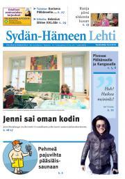 Sydän-Hämeen Lehti 16.04.2014