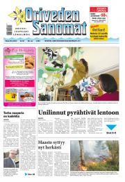 Oriveden Sanomat 29.04.2014