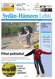 Sydän-Hämeen Lehti 30.04.2014