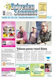 Oriveden Sanomat 06.05.2014