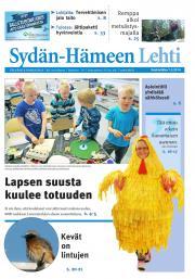 Sydän-Hämeen Lehti 07.05.2014