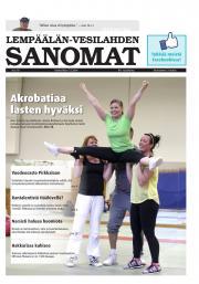 Lempäälän-Vesilahden Sanomat 07.05.2014
