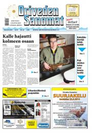 Oriveden Sanomat 20.05.2014