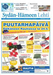 Sydän-Hämeen Lehti 21.05.2014