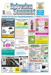 Oriveden Sanomat 22.05.2014