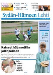 Sydän-Hämeen Lehti 28.05.2014