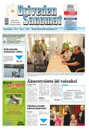 Oriveden Sanomat 28.05.2014