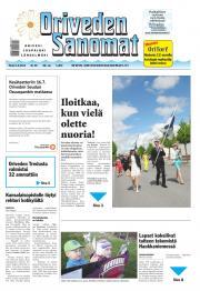 Oriveden Sanomat 03.06.2014
