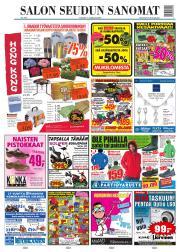 low cost 4f0df 29bad Lehtiluukku.fi - Salon Seudun Sanomat 11.06.2009 - Suomen laajin valikoima  digilehtiä netissä