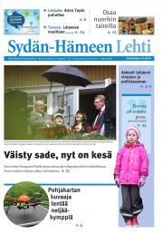 Sydän-Hämeen Lehti 04.06.2014