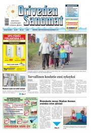 Oriveden Sanomat 05.06.2014