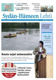 Sydän-Hämeen Lehti 11.06.2014