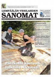 Lempäälän-Vesilahden Sanomat 11.06.2014