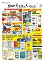 brand new 72d39 daf6b Lehtiluukku.fi - Salon Seudun Sanomat 11.06.2005 - Suomen laajin valikoima  digilehtiä netissä