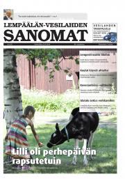 Lempäälän-Vesilahden Sanomat 25.06.2014