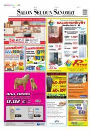 Lehtiluukku.fi - Salon Seudun Sanomat 09.10.2004 - Suomen laajin valikoima  digilehtiä netissä 84d48443f3