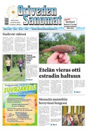 Oriveden Sanomat 01.07.2014
