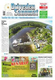 Oriveden Sanomat 08.07.2014