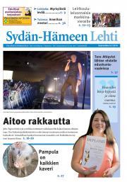 Sydän-Hämeen Lehti 09.07.2014