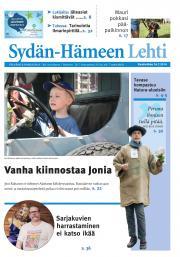 Sydän-Hämeen Lehti 16.07.2014