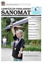 Lempäälän-Vesilahden Sanomat 16.07.2014