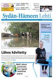 Sydän-Hämeen Lehti 23.07.2014