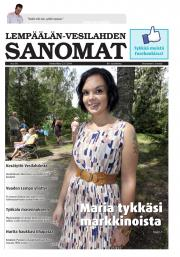 Lempäälän-Vesilahden Sanomat 23.07.2014
