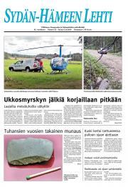 Sydän-Hämeen Lehti 13.08.2010