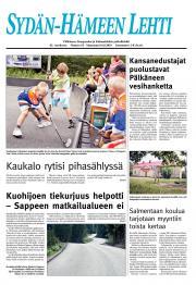 Sydän-Hämeen Lehti 17.08.2010