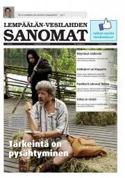 Lempäälän-Vesilahden Sanomat 30.07.2014
