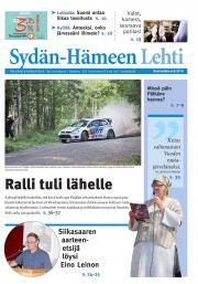 Sydän-Hämeen Lehti 06.08.2014