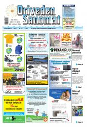 Oriveden Sanomat 07.08.2014