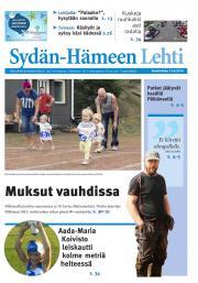 Sydän-Hämeen Lehti 13.08.2014