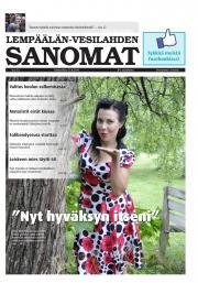 Lempäälän-Vesilahden Sanomat 13.08.2014