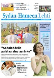Sydän-Hämeen Lehti 20.08.2014