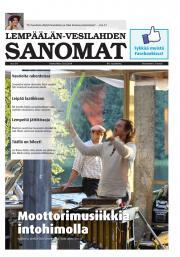 Lempäälän-Vesilahden Sanomat 20.08.2014