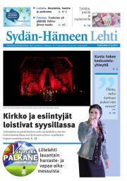 Sydän-Hämeen Lehti 27.08.2014