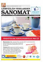 Lempäälän-Vesilahden Sanomat 27.08.2014