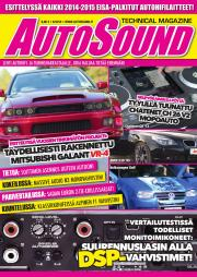 AutoSound Technical Magazine