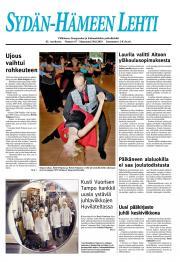 Sydän-Hämeen Lehti 31.08.2010