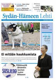Sydän-Hämeen Lehti 03.09.2014